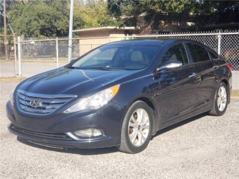 2013 Hyundai Sonata for sale at Hidalgo Motors Co in Houston TX