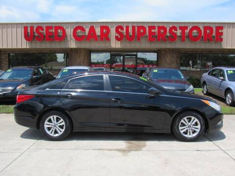 2013 Hyundai Sonata for sale at Checkered Flag Auto Sales NORTH in Lakeland FL