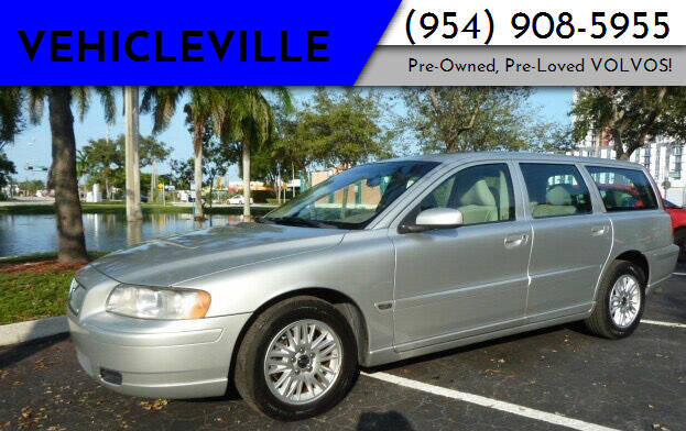 2005 Volvo V70 for sale at VehicleVille in Fort Lauderdale FL