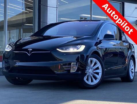 2017 Tesla Model X for sale at Carmel Motors in Indianapolis IN