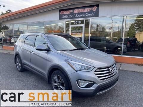 2014 Hyundai Santa Fe for sale at Car Smart in Wausau WI