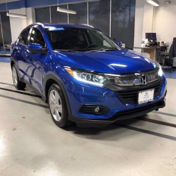 2019 Honda HR-V for sale at Simply Better Auto in Troy NY