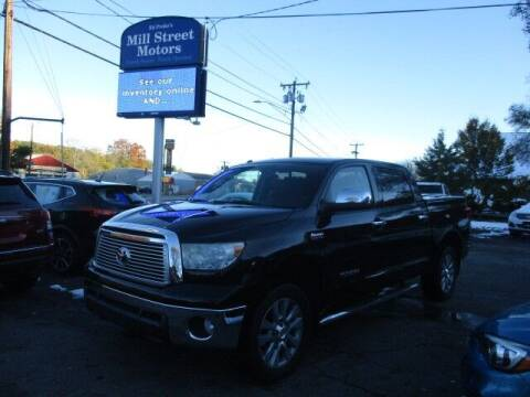 2011 Toyota Tundra for sale at Mill Street Motors in Worcester MA