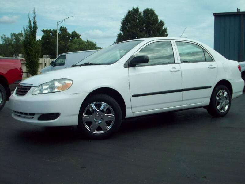 2006 Toyota Corolla for sale at Whitney Motor CO in Merriam KS