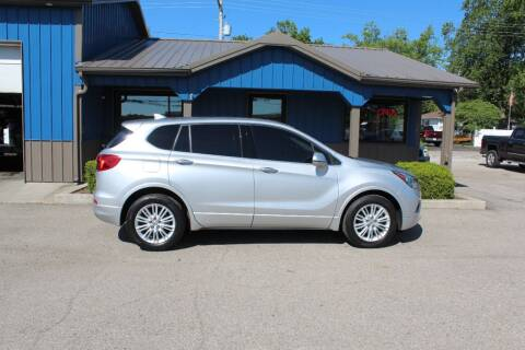 2018 Buick Envision for sale at Fred Allen Auto Center in Winamac IN