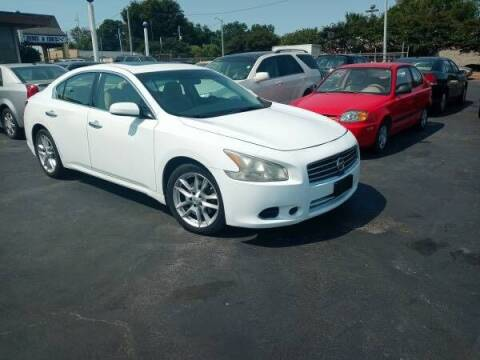 2011 Nissan Maxima for sale at Nice Auto Sales in Memphis TN