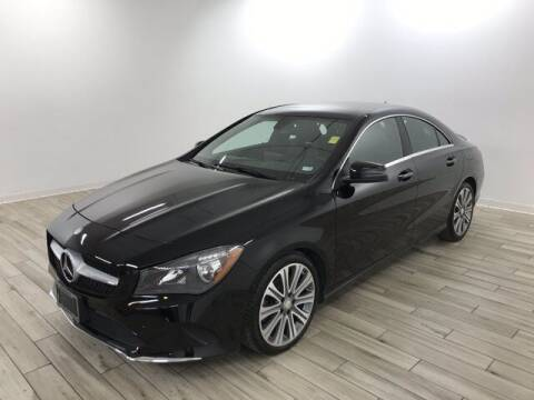 2018 Mercedes-Benz CLA for sale at TRAVERS GMT AUTO SALES - Traver GMT Auto Sales West in O Fallon MO