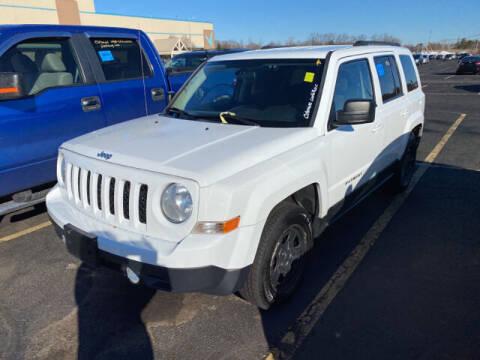 2012 Jeep Patriot for sale at JG Auto Sales in North Bergen NJ