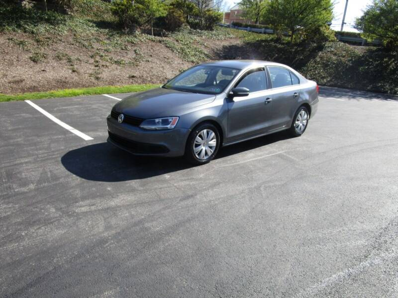 2011 Volkswagen Jetta for sale at Ridge Pike Auto Sales in Norristown PA