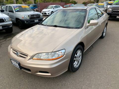 2001 Honda Accord for sale at C. H. Auto Sales in Citrus Heights CA