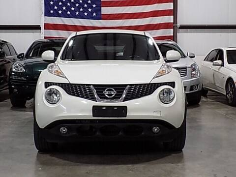 2012 Nissan JUKE for sale at Texas Motor Sport in Houston TX