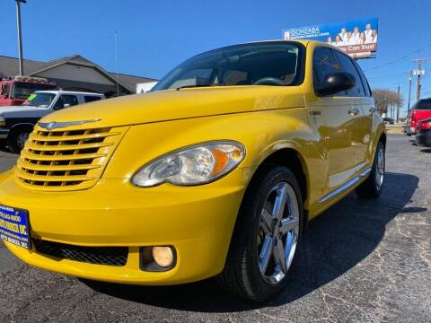 2006 Chrysler PT Cruiser for sale at A-1 Auto Broker Inc. in San Antonio TX