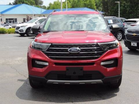 2020 Ford Explorer for sale at Auto Finance of Raleigh in Raleigh NC