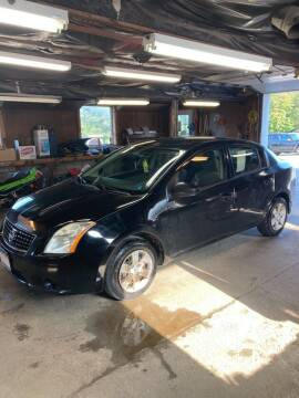 2008 Nissan Sentra for sale at Lavictoire Auto Sales in West Rutland VT