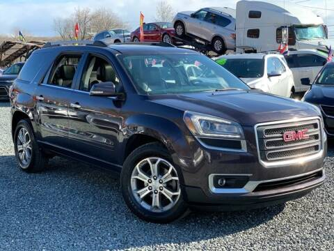 2015 GMC Acadia for sale at A&M Auto Sale in Edgewood MD
