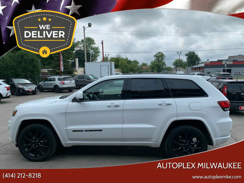 2018 Jeep Grand Cherokee for sale at Autoplex 2 in Milwaukee WI