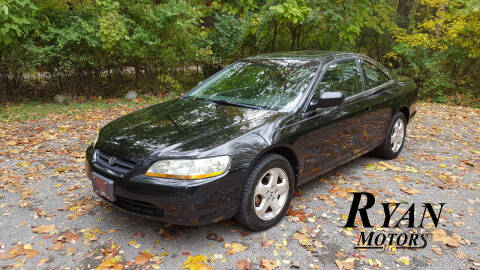 1999 Honda Accord for sale at Ryan Motors LLC in Warsaw IN