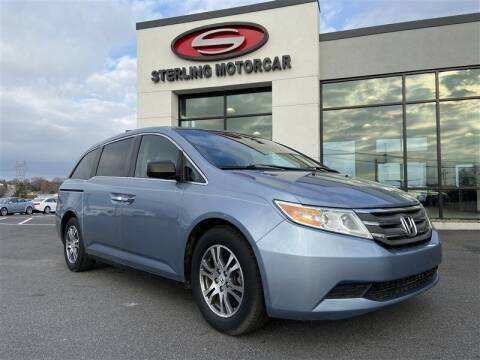 2012 Honda Odyssey for sale at Sterling Motorcar in Ephrata PA