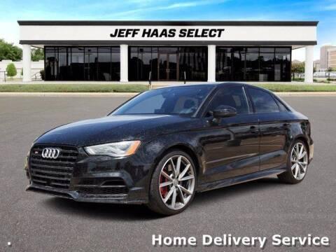 2016 Audi S3 for sale at JEFF HAAS MAZDA in Houston TX