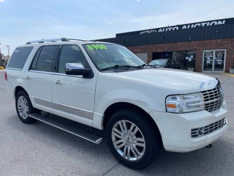 2008 Lincoln Navigator for sale at Motor City Auto Auction in Fraser MI
