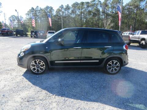 2014 FIAT 500L for sale at Ward's Motorsports in Pensacola FL