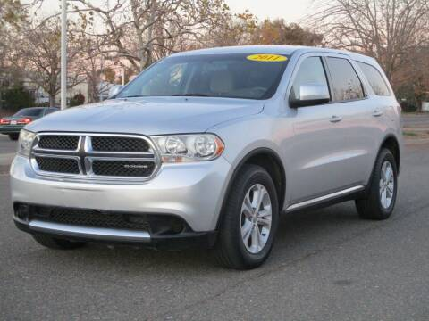 2011 Dodge Durango for sale at General Auto Sales Corp in Sacramento CA