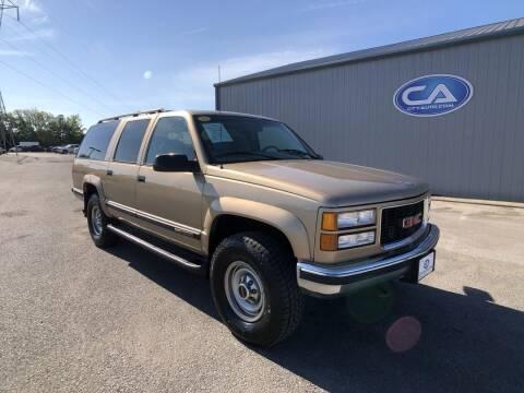 1999 GMC Suburban for sale at Team Hall at City Auto in Murfreesboro TN