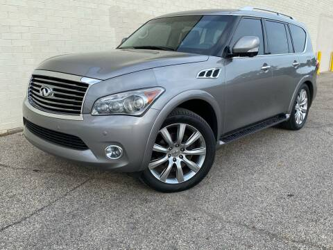 2013 Infiniti QX56 for sale at Samuel's Auto Sales in Indianapolis IN
