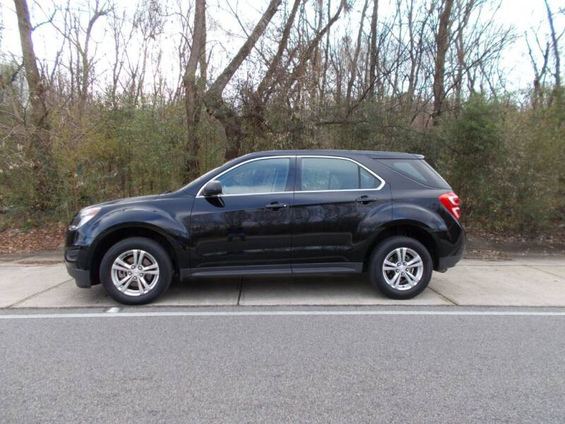 2016 Chevrolet Equinox for sale at A & P Automotive in Montgomery AL