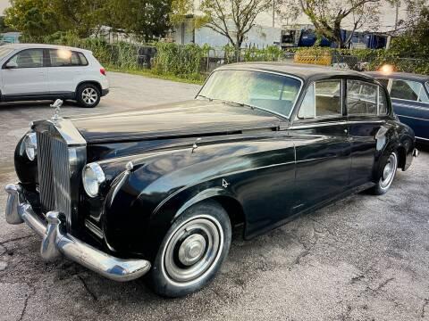 1961 Rolls-Royce Silver Seraph for sale at Prestigious Euro Cars in Fort Lauderdale FL
