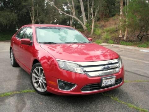 2010 Ford Fusion for sale at Used Cars Los Angeles in Los Angeles CA