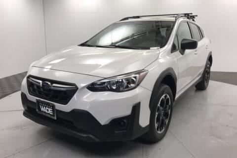 2021 Subaru Crosstrek for sale at Stephen Wade Pre-Owned Supercenter in Saint George UT
