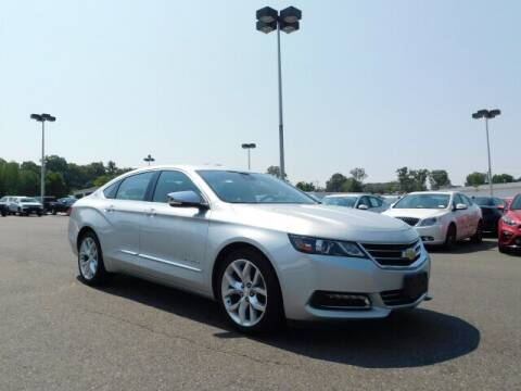 2015 Chevrolet Impala for sale at Radley Cadillac in Fredericksburg VA