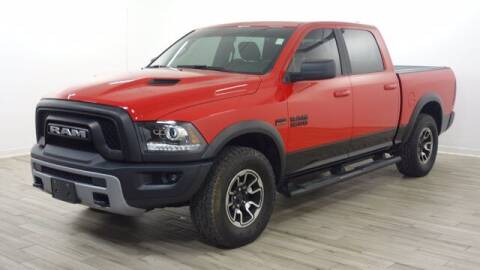 2017 RAM Ram Pickup 1500 for sale at TRAVERS GMT AUTO SALES - Traver GMT Auto Sales West in O Fallon MO