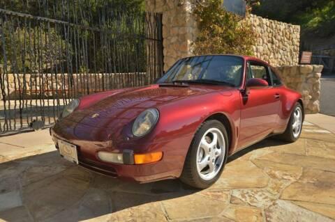 1996 Porsche 911 for sale at Milpas Motors in Santa Barbara CA