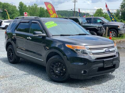2015 Ford Explorer for sale at A&M Auto Sales in Edgewood MD
