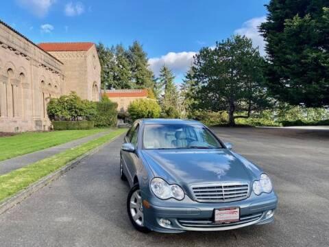 2005 Mercedes-Benz C-Class for sale at EZ Deals Auto in Seattle WA