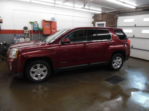 2012 GMC Terrain for sale at East Barre Auto Sales, LLC in East Barre VT