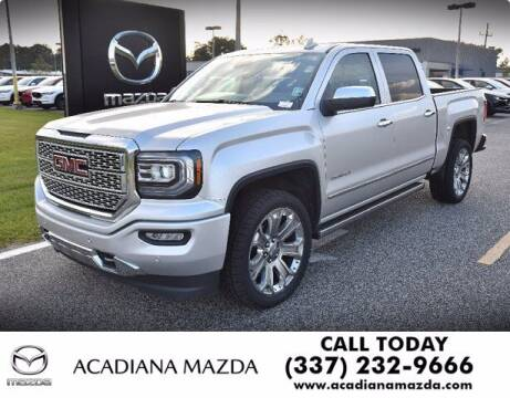 2018 GMC Sierra 1500 for sale at Acadiana Automotive Group in Lafayette LA