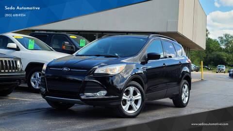 2014 Ford Escape for sale at Sedo Automotive in Davison MI