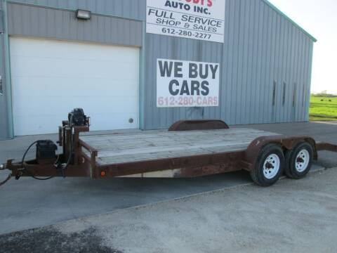 1999 ROAD BOSS CAR HAULER for sale at Woody's Auto Sales Inc in Randolph MN