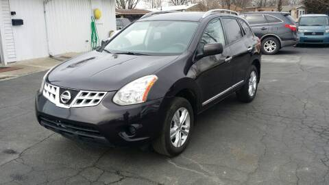 2013 Nissan Rogue for sale at Nonstop Motors in Indianapolis IN