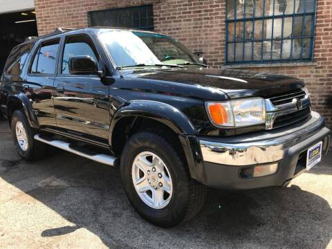 2002 Toyota 4Runner for sale at 5 Stars Auto Service and Sales in Chicago IL