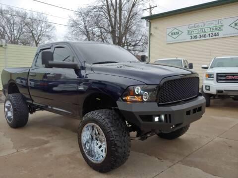 2012 RAM Ram Pickup 1500 for sale at RamKnick Motors LLC in Pekin IL