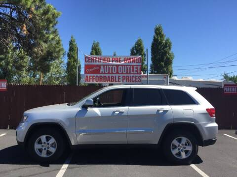 2013 Jeep Grand Cherokee for sale at Flagstaff Auto Outlet in Flagstaff AZ