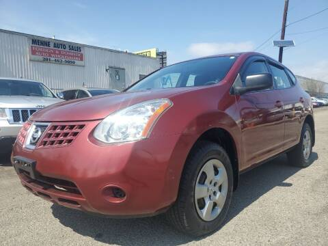 2009 Nissan Rogue for sale at MENNE AUTO SALES in Hasbrouck Heights NJ