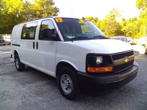 2017 Chevrolet Express Cargo for sale at Import Plus Auto Sales in Norcross GA