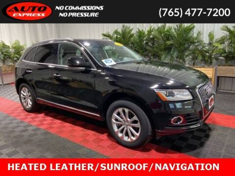 2016 Audi Q5 for sale at Auto Express in Lafayette IN