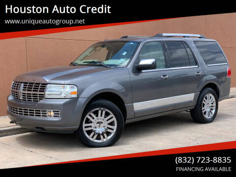 2010 Lincoln Navigator for sale at Houston Auto Credit in Houston TX