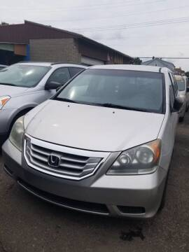 2008 Honda Odyssey for sale at The Bengal Auto Sales LLC in Hamtramck MI